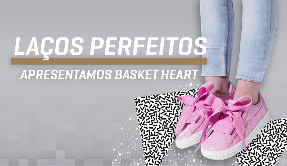 Puma Basket Heart - MOBILE