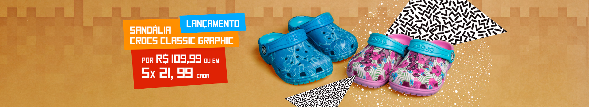 TV 3 - Crocs