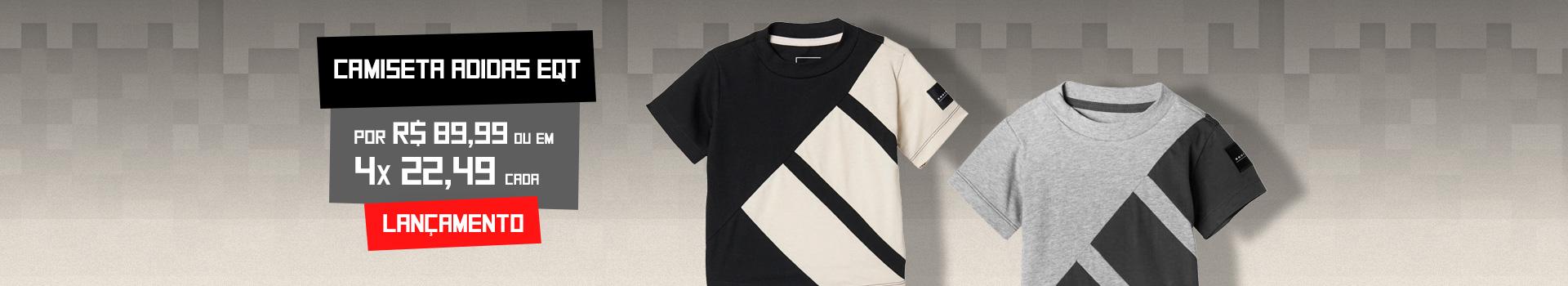 TV 4 - Camiseta EQT