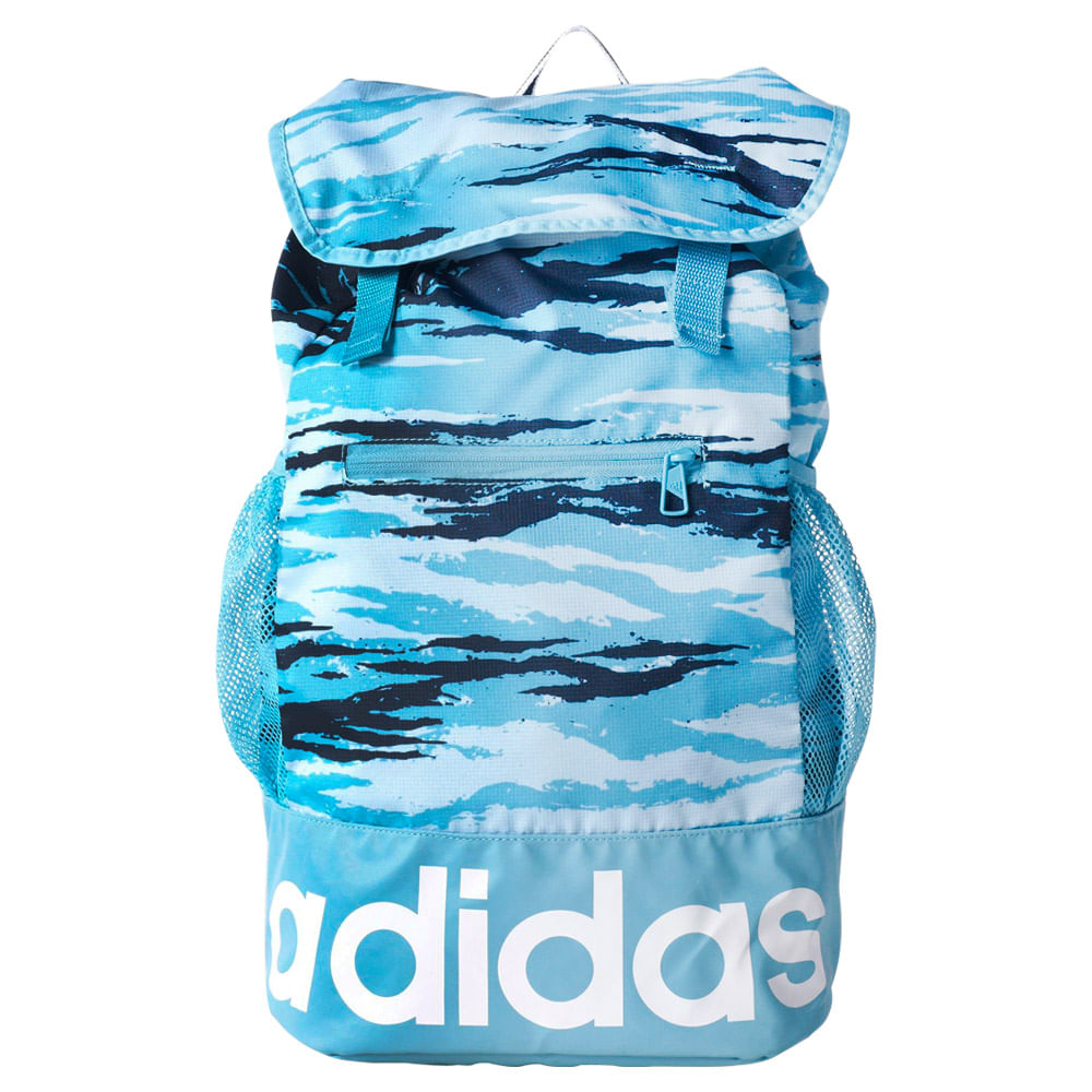 7f5e2aa11 Mochila adidas Linear Performance Graphic Backpack Infantil ...