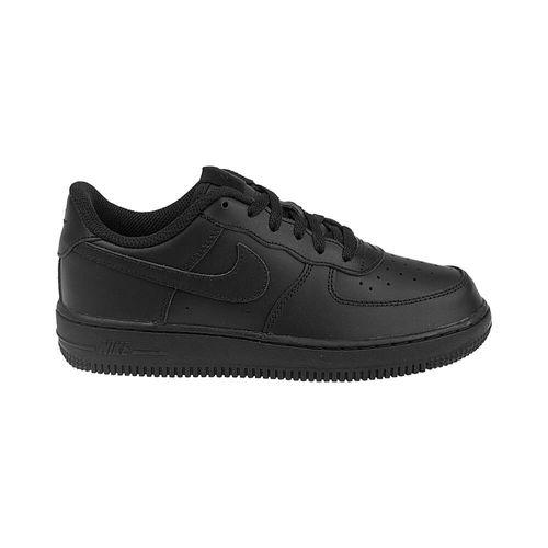 3e4dd2fa26 Tênis Nike Air Force 1 PS Preto Infantil - MagicFeet