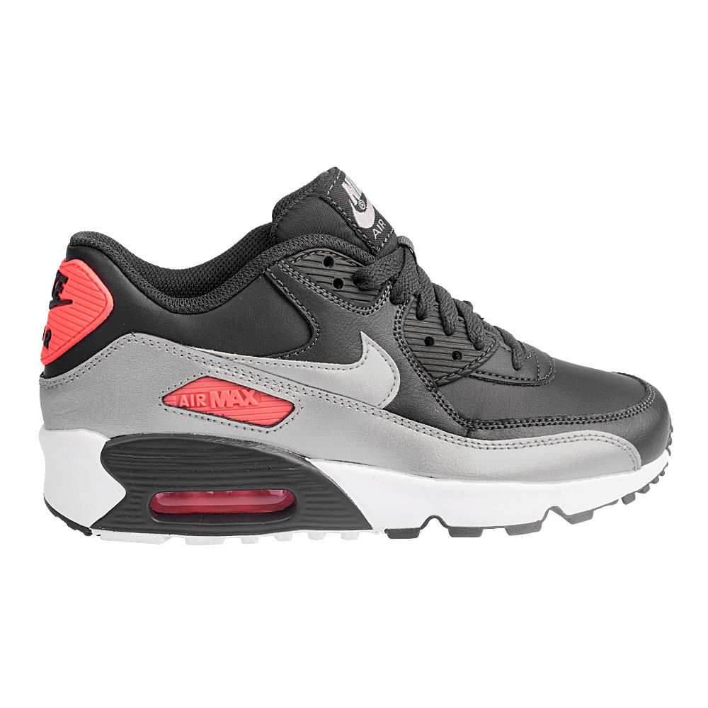 72c7648c192 Tênis Nike Air Max 90 GS Leather Infantil - MagicFeet