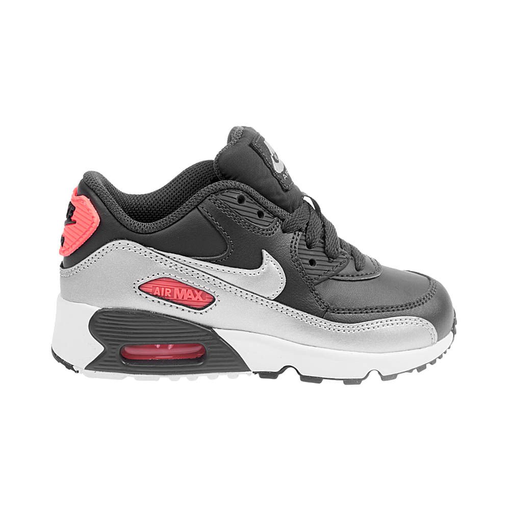 57d1753a46e Tênis Nike Air Max 90 Leather PS Infantil
