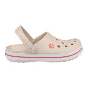 Sandalia-Crocs-Crocband-Feminina-Amarelo