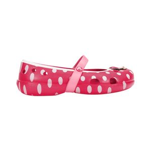 Sapatilha-Crocs-Keeley-Minnie-Flat-Infantil-Rosa