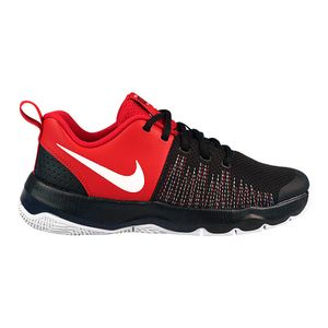 Tenis-Nike-Team-Hustle-Quick-GS-Infantil-Preto