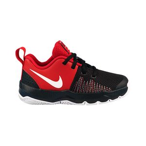 Tenis-Nike-Team-Hustle-Quick-PS-Infantil-Preto