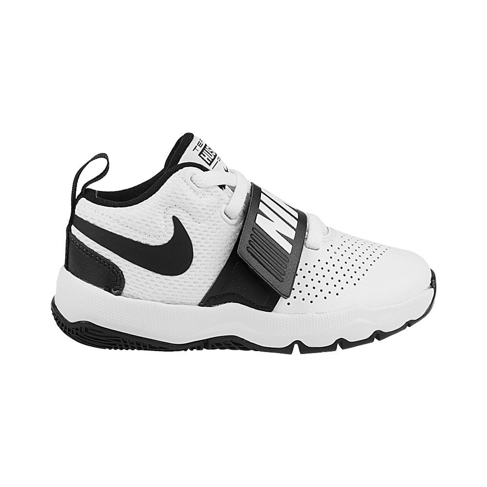 Tênis Nike Team Hustle D 8 PS Infantil  1bd0879f6be38