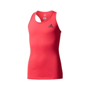 Regata-adidas-Training-Tank-Top-Infantil-Rosa