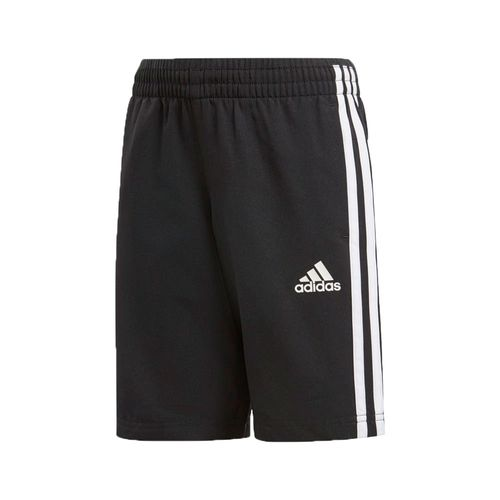 Short-adidas-Little-Boys-Woven-Infantil-Preto