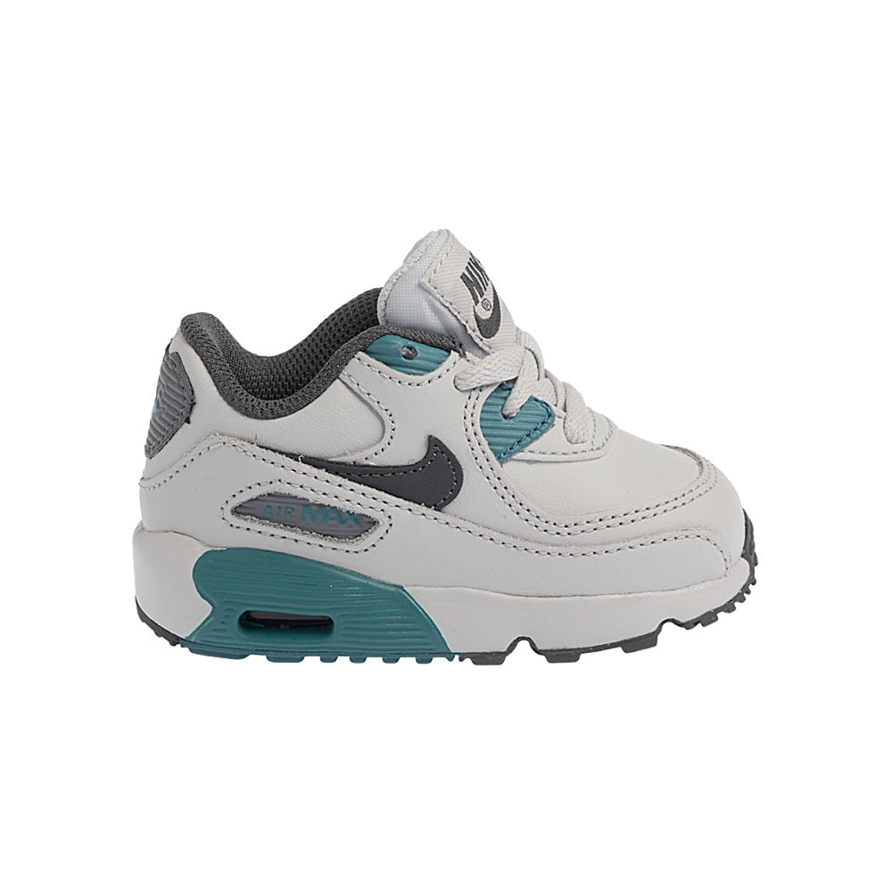0ae9227a50c Tênis Nike Air Max 90 Leather TD Infantil
