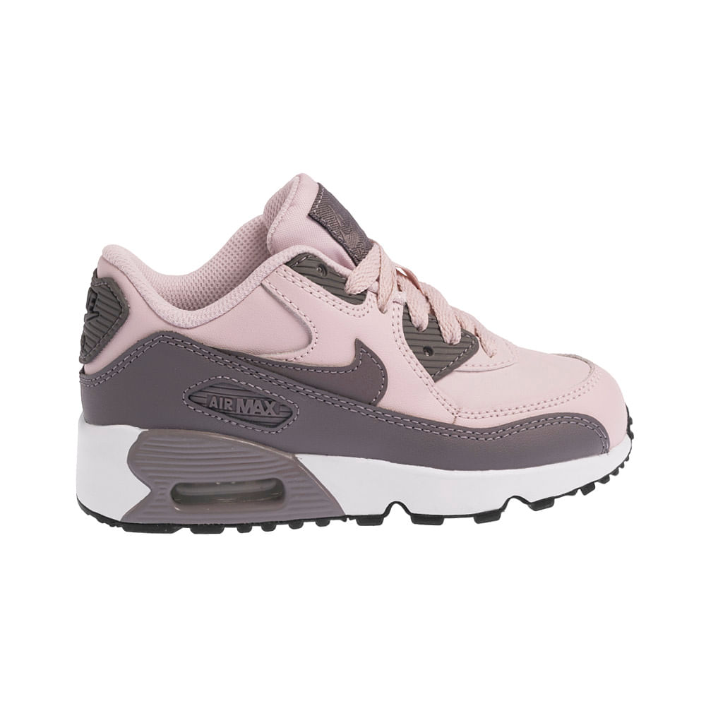 59d162d92 Tênis Nike Air Max 90 Leather PS Infantil