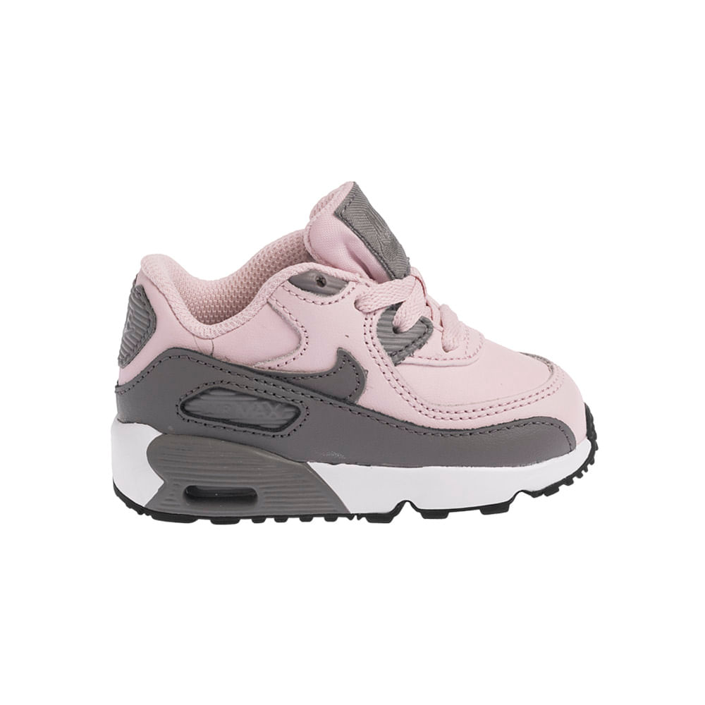 e801beeffbf Tênis Nike Air Max 90 Leather TD Infantil