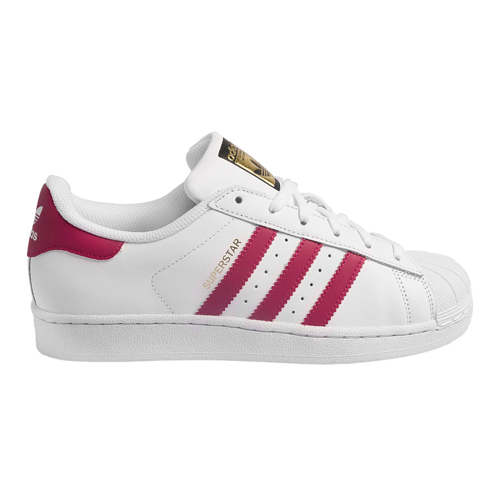 Tênis adidas Superstar Foundation GS Infantil
