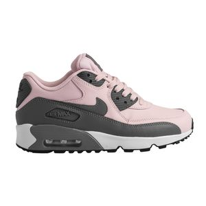 Tenis-Nike-Air-Max-90-GS-Leather-Infantil-Rosa