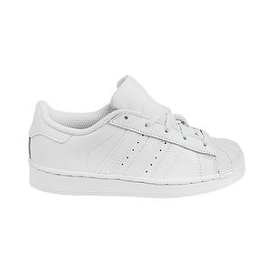 Tenis-adidas-Superstar-Foundation-PS-Infantil-Branco