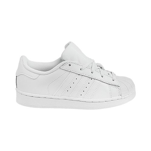 Tênis adidas Superstar Foundation PS Infantil  2107e74ecebd7