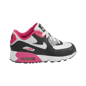 Tenis-Nike-Air-Max-90-Leather-PS-Infantil-Rosa