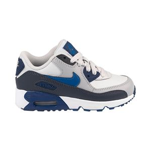 Tenis-Nike-Air-Max-90-PS-Infantil-Azul