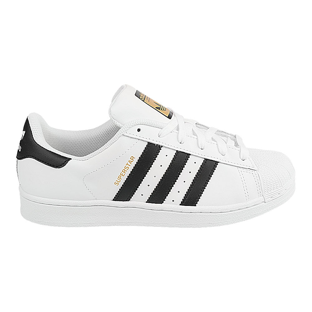dcae83cb43147 Tênis adidas Superstar Foundation GS