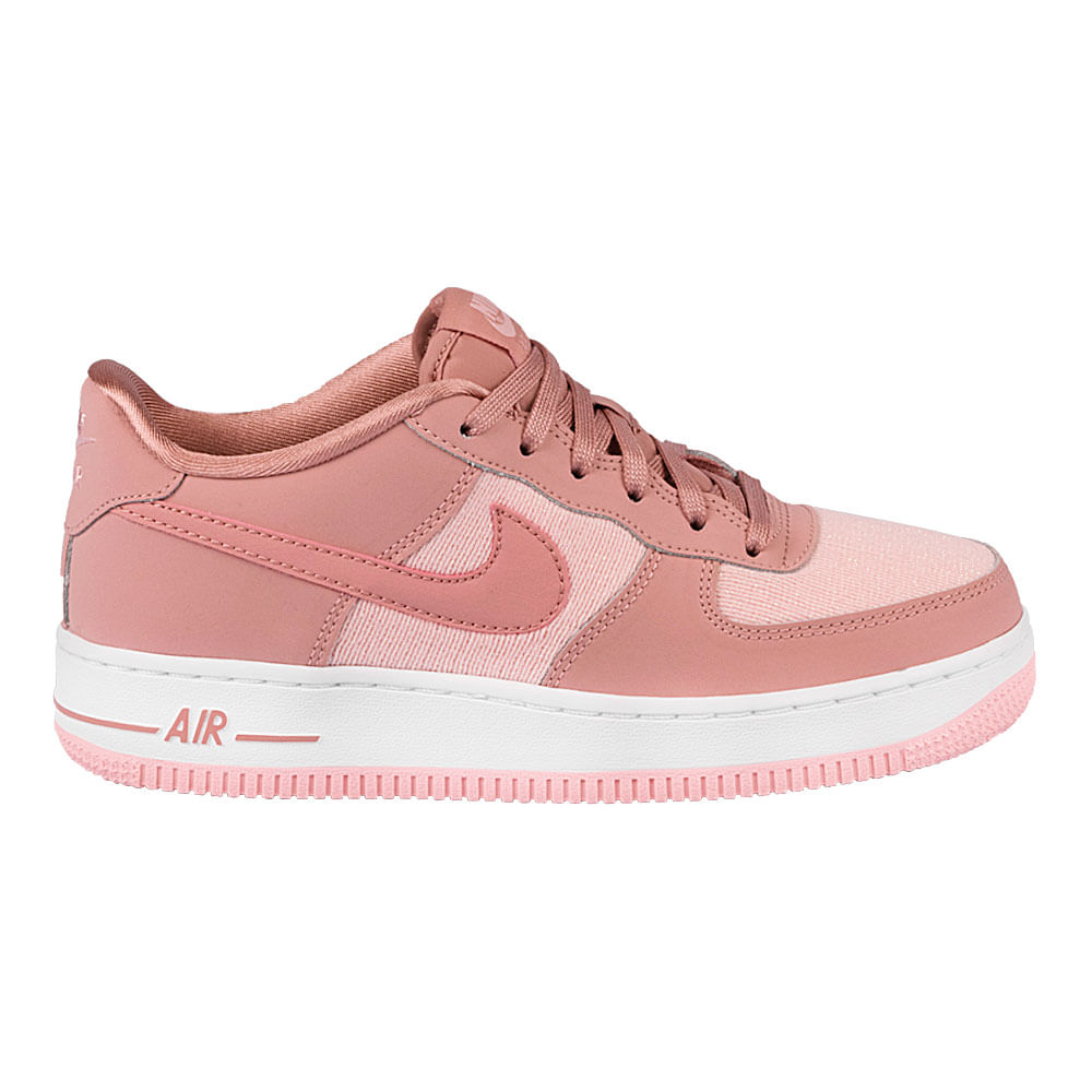 7166ceb6d00 Tênis Nike Air Force 1 Lv8 GS Infantil