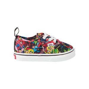 Tenis-Vans-Authentic-Elastic-Lace-Marvel-TD-Infantil-Multicolor