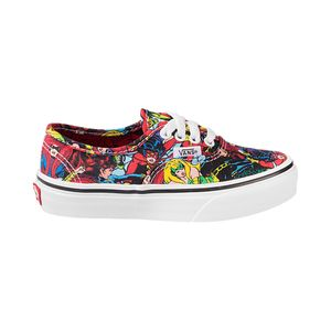Tenis-Vans-Authentic-Marvel-PS-Infantil-Multicolor