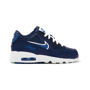 Tênis Nike Air Max 90 Leather PS Infantil 39ceb542a70
