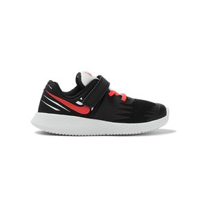 Tenis-Nike-Star-Runner-Just-Do-It-TDV-Infantil-Preto