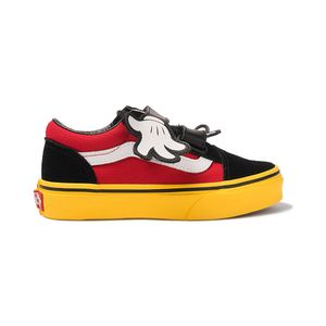 Tenis-Vans-Old-Skool-Mickey-PS-Infantil-Preto