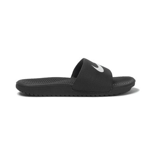 Chinelo-Nike-Kawa-Slide-PSGS-Infantil-Preto