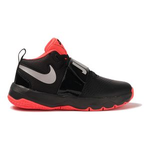 Tenis-Nike-Team-Hustle-D-8-Just-Do-It-GS-Infantil-Preto