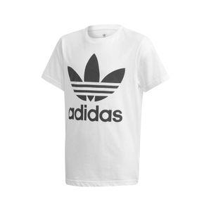 Camiseta-adidas-Originals-Trefoil-Infantil-Preto