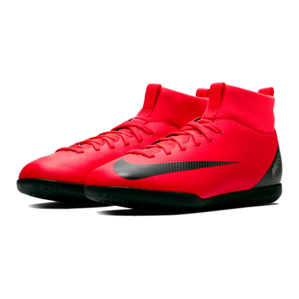 8b05148235 Chuteira Nike Mercurialx Superfly 6 Club Cr7 PS GS Infantil ...