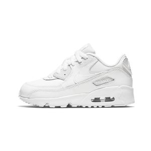 Tenis-Nike-Air-Max-90-Leather-PS-Infantil-Branco