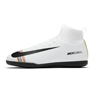Chuteira-Nike-Mercurialx-Superfly-6-Club-CR7-PSGS-Infantil-Branco
