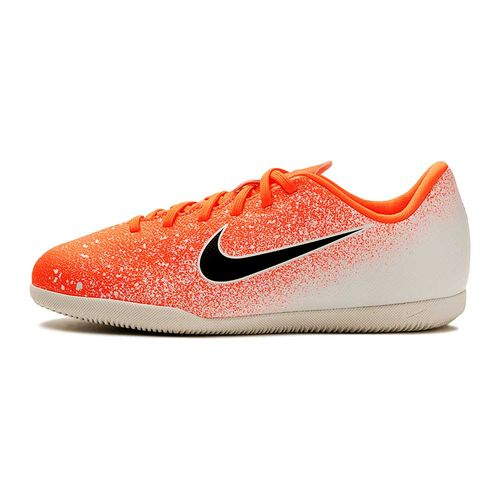 Chuteira-Nike-Mercurial-JR-Leather-PSGS-Infantil-Laranja