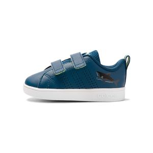 Tenis-adidas-VS-Advantage-Clean-TD-Infantil-Azul
