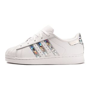 3b540c17a93 Tênis Adidas Superstar PS GS Infantil