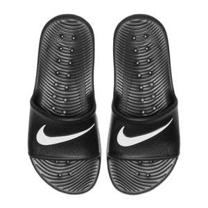 Chinelo-Nike-Kawa-Shower-PSGS-Infantil-Preto