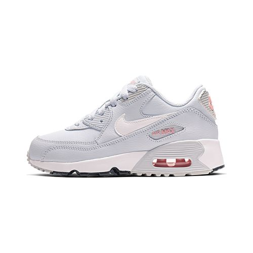 Tenis-Nike-Air-Max-90-Leather-PS-Infantil-Azul