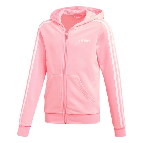 Blusa-adidas-Core-Essentials-3-Stripes-Infantil-Rosa