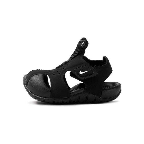 Papete-Nike-Sunray-Protect-2-TD-Infantil-Preta