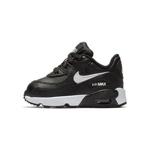 Tenis-Nike-Air-Max-90-Leather-TD-Infantil-Preto