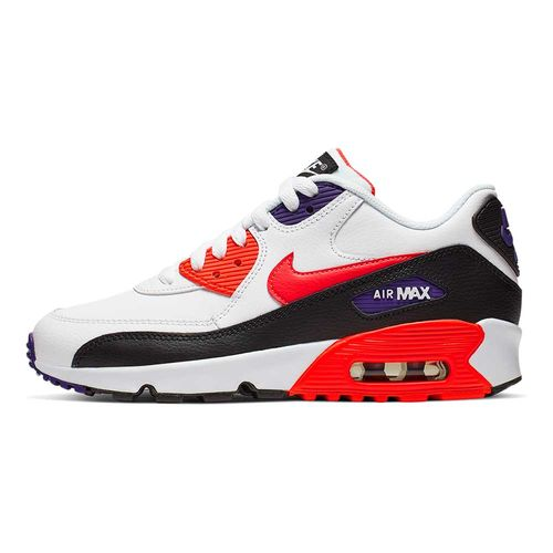 Tenis-Nike-Air-Max-90-GS-Leather-Infantil-MulticolorTenis-Nike-Air-Max-90-GS-Leather-Infantil-Multicolor