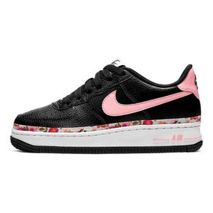 Tenis-Nike-Air-Force-1-VF-GS-Infantil-Preto
