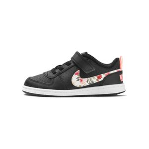 Tenis-Nike-Court-Borough-Low-VF-TDV-Infantil-Preto