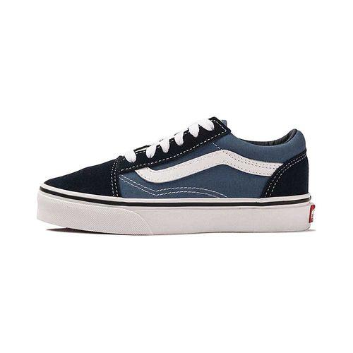 Tenis-Vans-Old-Skool-PS-Infantil-Azul