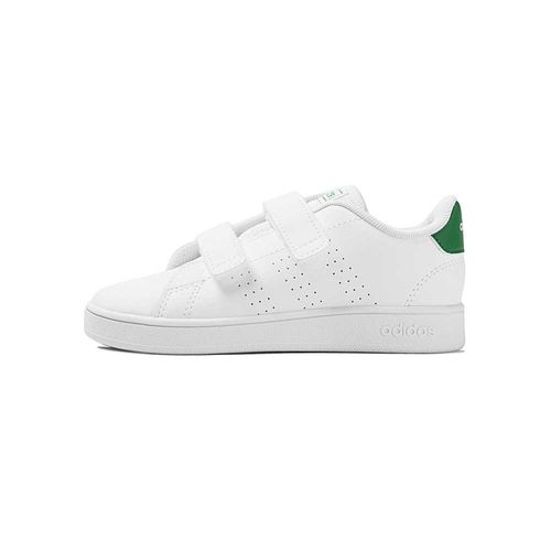 Tenis-adidas-Advantage-TD-Infantil-Branco