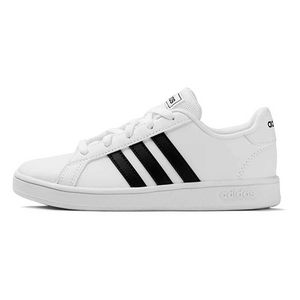 Tenis-adidas-Grand-Court-K-PS-GS-Infantil-Branco